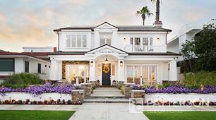 Cliff Drive Custom Home