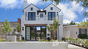 Marigold Avenue Custom Home
