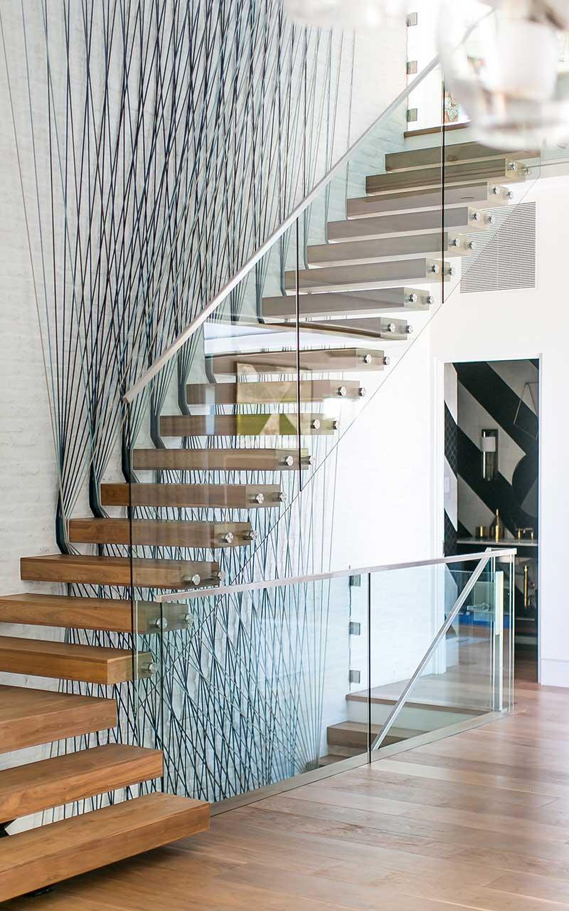 port-street-mid-century-modern-stairs-interior