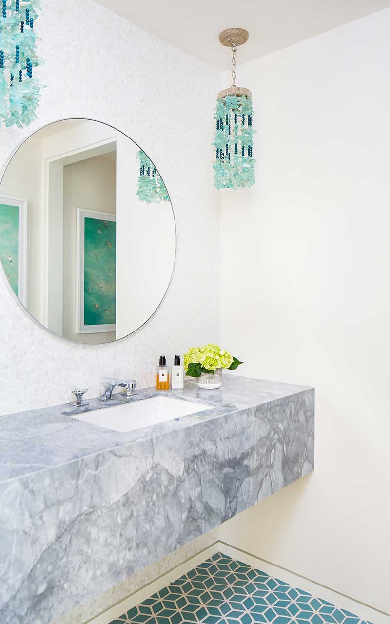 port-street-southwest-contemporary-powder-room